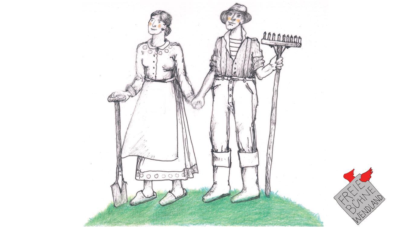Zeichnung Uta H. Götz
